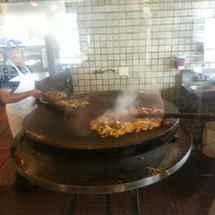 Photo taken at Golden Palace Mongolian BBQ by Steve S. on 3/3/2014