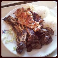 Photo taken at Ohana Hawaiian BBQ by Kelly on 5/2/2013