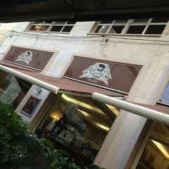 Photo taken at Antica Pasticceria Mazzara by Alberto S. on 12/31/2012