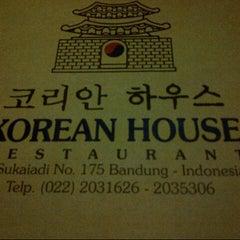 Photo taken at Korean House by Alex I. on 7/25/2014