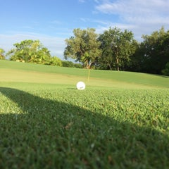Photo taken at El Manglar Golf Course by Luis G. on 9/23/2014