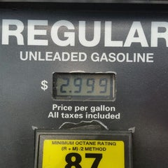 Photo taken at Costco Gasoline by Stephanie B. on 8/30/2014
