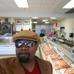 Photo taken at Springfield Butcher by Abraham W. on 3/29/2015