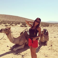 Photo taken at Bedouin Campsite by Valery S. on 8/13/2014