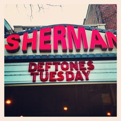 Photo taken at Sherman Theater by Henry on 3/13/2013
