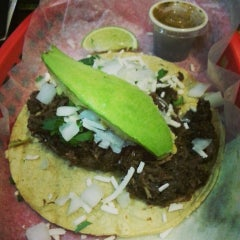 Photo taken at Torchy's Tacos by Aya M. on 3/5/2013