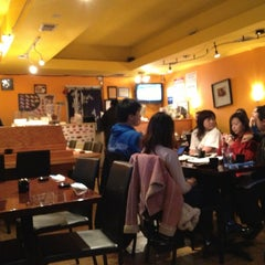 Photo taken at Sushi Island by Teddy on 2/17/2013