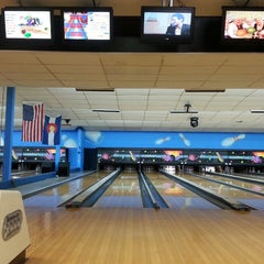 Photo taken at Chipper's Lanes by Sally M. on 7/6/2013
