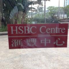 Photo taken at HSBC Centre 匯豐中心 by hoya_t on 10/9/2014
