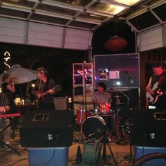 Photo taken at Angel's Icehouse by Brandon K. on 11/10/2012