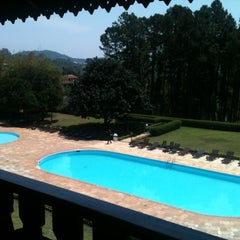 Photo taken at Hotel Alpino by Vinicius on 10/4/2012