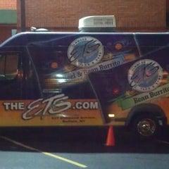 Photo taken at Elmwood Taco & Subs by B K. on 9/29/2012