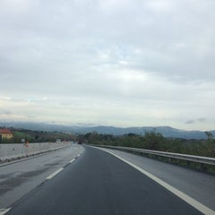 Photo taken at Autostrada A16 Napoli - Canosa by Maxio75 on 11/27/2013