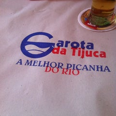 Photo taken at Garota da Tijuca by Leonardo Veiga on 12/24/2012