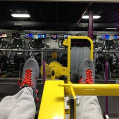 Photo taken at Planet Fitness by Blake on 8/4/2013