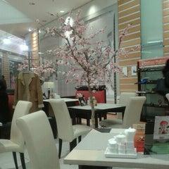 Photo taken at Gan Bei by Sandra S. on 10/25/2012