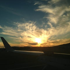 Photo taken at Canberra International Airport (CBR) by Amber Leigh on 5/28/2013