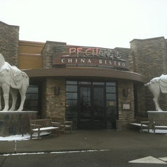Photo taken at P.F. Chang's by Herb on 2/4/2013