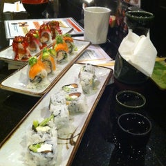 Photo taken at Sushiya by Alena on 12/21/2012