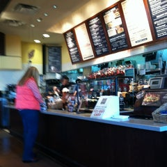Photo taken at Corner Bakery Cafe by rosie f. on 3/9/2013