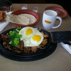 Photo taken at Denny's by Javier C. on 3/14/2014