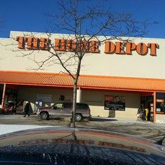 Photo taken at The Home Depot by Javier C. on 1/29/2014