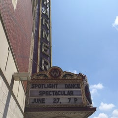 Photo taken at Warner Theatre by Bruce C. on 6/26/2014