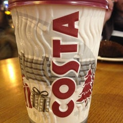 Photo taken at Costa Coffee by Lyudmila K. on 11/13/2012