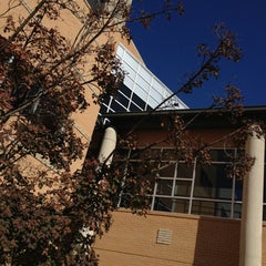 Photo taken at Lorberbaum Liberal Arts Building by Jackson R. on 10/31/2012