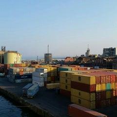 Photo taken at Porto di Catania by Eric G. on 7/19/2015