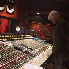 Photo taken at Henson Recording Studios by Lewis R. on 7/16/2013