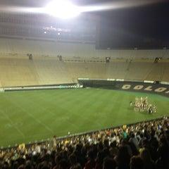 Photo taken at Folsom Field by Conrad on 8/23/2013