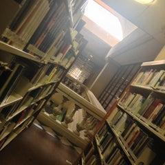 "Photo taken at Biblioteca - ""El Rey"" by AlicH on 9/29/2012"