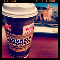 Photo taken at Dunkin Donuts by Kyle C. on 10/5/2012