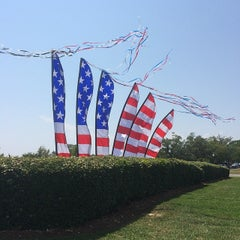 Photo taken at Wall South Veterans Memorial by John P. on 5/25/2014