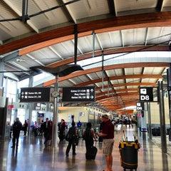 Photo taken at Raleigh-Durham International Airport by John P. on 10/6/2012