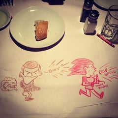 Photo taken at Romano's Macaroni Grill by Frank S. on 4/14/2014