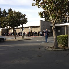 Photo taken at San Mateo DMV Office by Jen M. on 4/2/2013