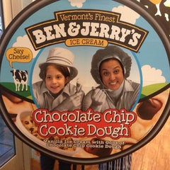Photo taken at Ben & Jerry's by Sandra M. on 4/8/2014