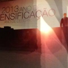 Photo taken at Academia da Fé - Exerça sua Fé by Tania Do R. on 12/30/2012