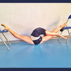 Photo taken at Palestra Guido Rossa by Maria Laura P. on 7/18/2014