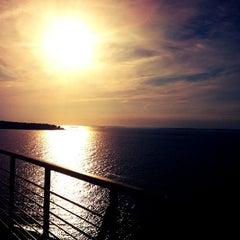 Photo taken at Tallink M/S Star by Hanna K. on 10/3/2012