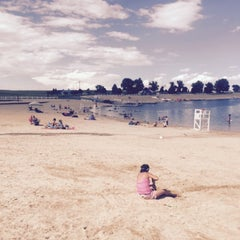 Photo taken at Aurora Reservoir by Abel C. on 8/12/2015