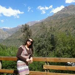 Photo taken at Valle De La Montaña by Solange S. on 9/20/2012