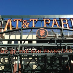 Photo taken at AT&T Park by Josemari C. on 7/10/2013