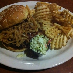 Photo taken at Champps Restaurant & Bar by Michelle on 11/25/2012