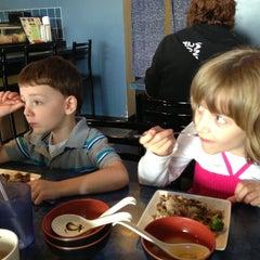 Photo taken at Tora Sushi by Keith R. on 5/11/2013