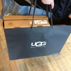 Photo taken at UGG Australia by Alan A. on 2/25/2013