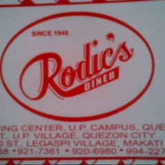 Photo taken at Rodic's Diner by Justin I. on 12/12/2012