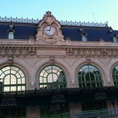 Photo taken at Gare de Lyon-Brotteaux by Lambros on 6/1/2013
